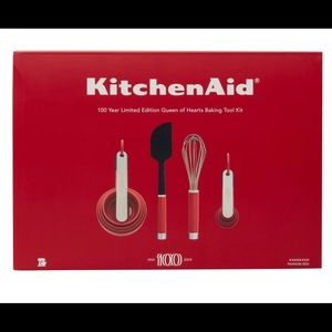 KitchenAid 100 Year Limited Edition Queen Hearts